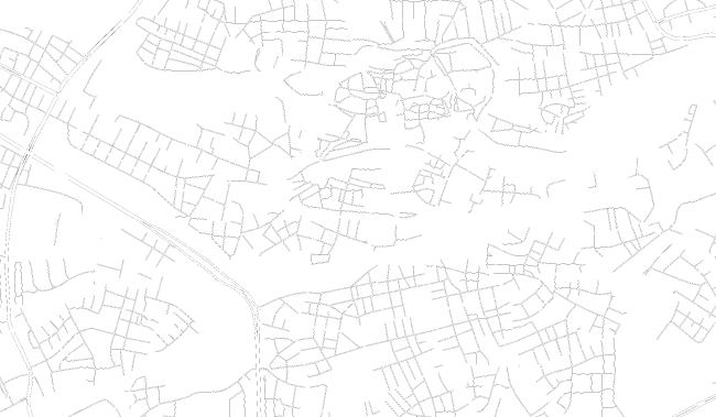 Lageplan Ebene - Straßen