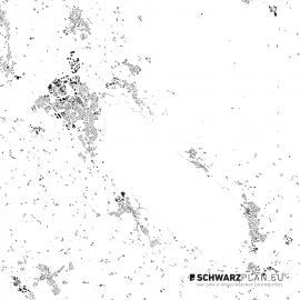 Schwarzplan von Sursee